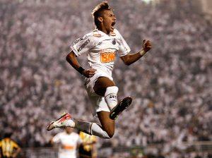 Neymar foi Santástico!