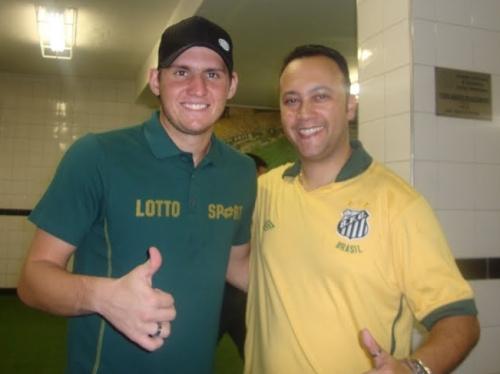 Rafael e Edmar Junior
