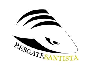 Logo Resgate Santista