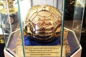 Bola de Ouro - Blog DNA Santástico