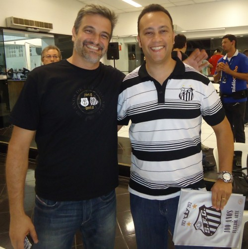 Paulo Consentino e Edmar Junior