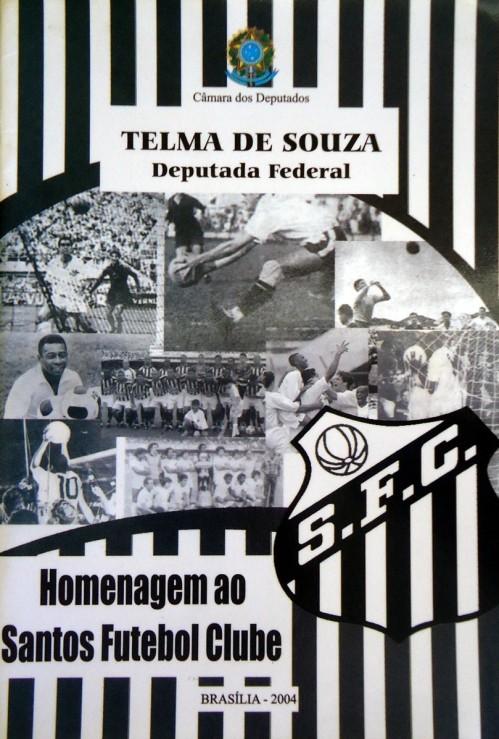 Homenagem ao Santos Futebol Clube - Blog DNA Santástico