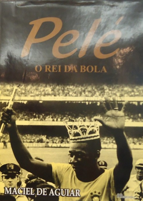 Pelé - O Rei da Bola - Blog DNA Santástico
