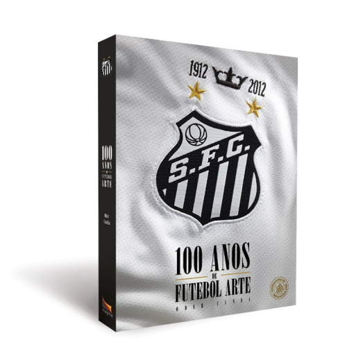 Santos FC - 100 Anos de Futebol Arte - Blog DNA Santástico