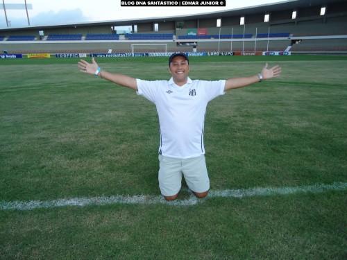 Estadio Rei Pele - Blog DNA Santastico  -  021