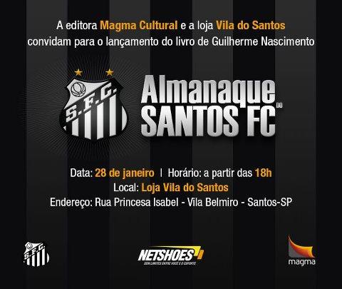 Almanaque SANTOS FC - Blog DNA Santastico