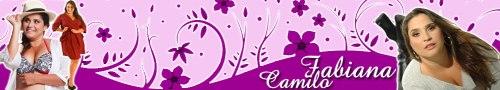 Clique na imagem para acessar o Blog Fabiana Camilo