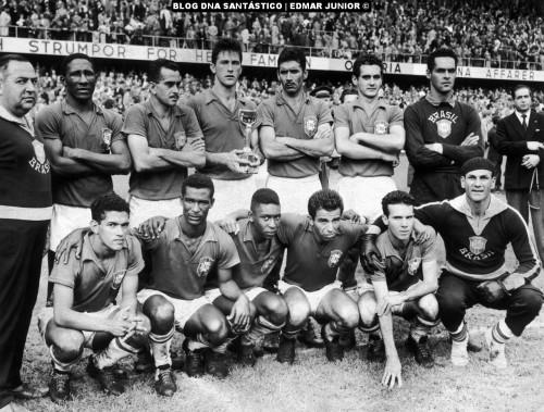 Seleção Brasileira de 1958