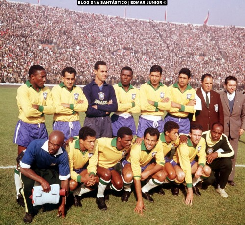 Seleção Brasileira de 1962