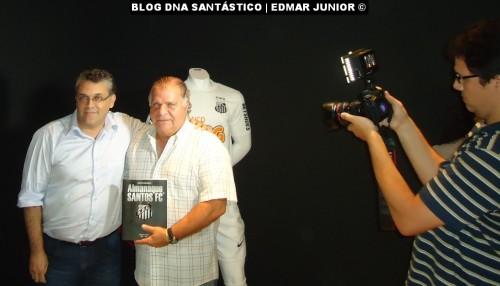 Lancamento Almanaque Santos FC - Blog DNA Santastico  -  013