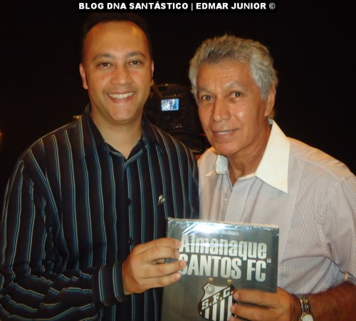 Edmar Junior e Clodoaldo