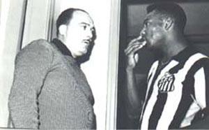 Lula e Pelé