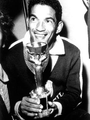 Garrincha, o grande herói da Copa do Mundo de 1962