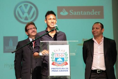 Neymar - Instituto - Blog DNA Santastico