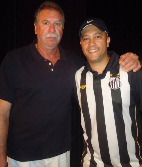 Rodolfo Rodríguez e Edmar Junior
