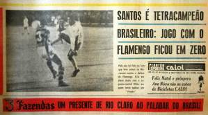 Santos -1964- Blog DNA Santastico