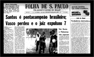 Santos -1965- Blog DNA Santastico