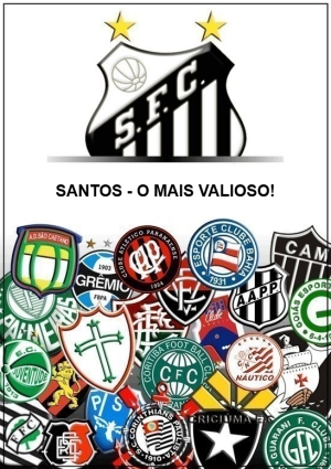 Santos Valioso - Blog DNA Santastico