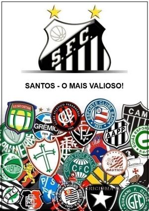 Santos Valioso - Blog DNA Santastico