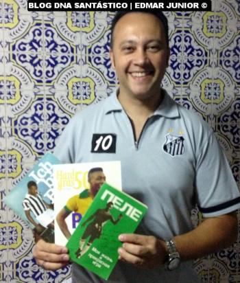 Alguns livros do acervo do Marcelo Fernandes