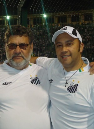 Guilherme Guarche e Edmar Junior
