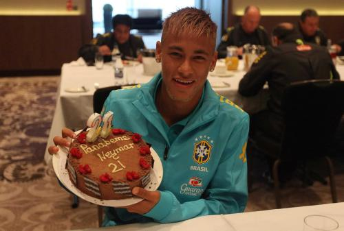 Neymar 21 Anos - Blog DNA Santastico