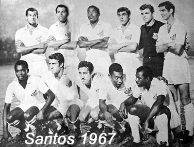 Santos 1967 - Blog DNA Santastico