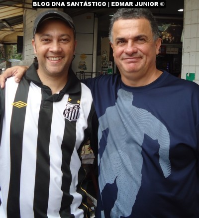 Edmar Junior e Toninho Silva