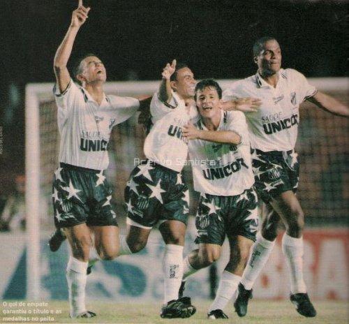 Santos CAMPEAO Rio-Sao Paulo 1997 - Blog DNA Santastico