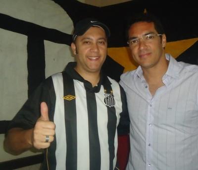 Edmar Junior e Alberto