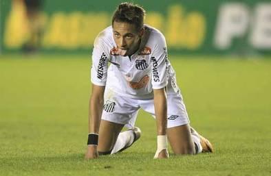 Neymar Cansado - Blog DNA Santastico
