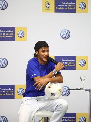 Neymar - Volkswagen - Blog DNA Santastico
