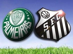 Palmeiras x Santos - Blog DNA Santastico