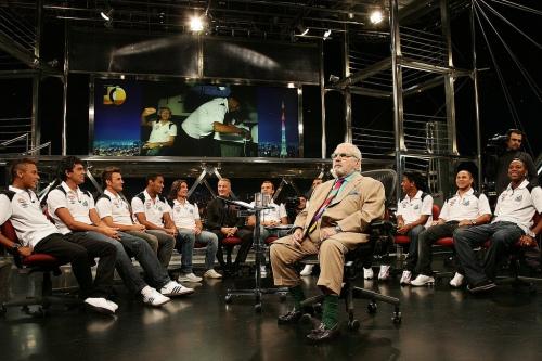 Santos Futebol Clube no Programa do Jô em 2010
