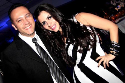 Edmar Junior e Mira Callado - Foto: Jéssica Matmoto