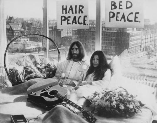 John e Yoko - Blog DNA Santastico