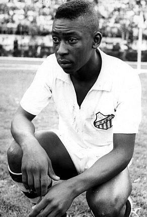 Pele 1956 - Blog DNA Santastico