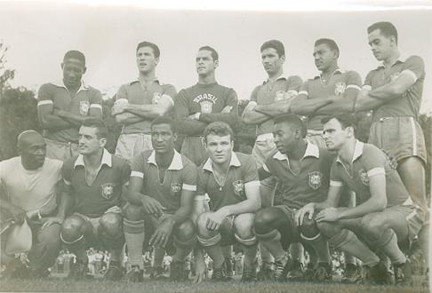 Selecao 1958 - Blog DNA Santastico