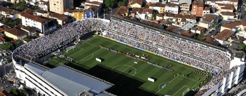 Vila Belmiro - Blog DNA Santastico