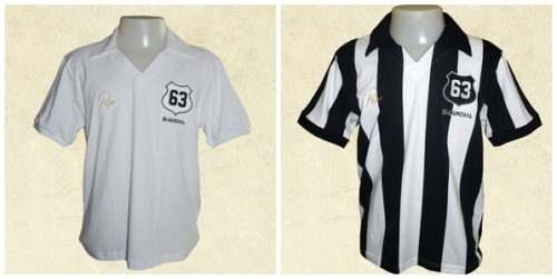 Camisas Pepe - Liga Retro - Blog DNA Santastico