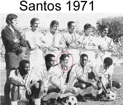 Santos 1971 - Blog DNA Santastico