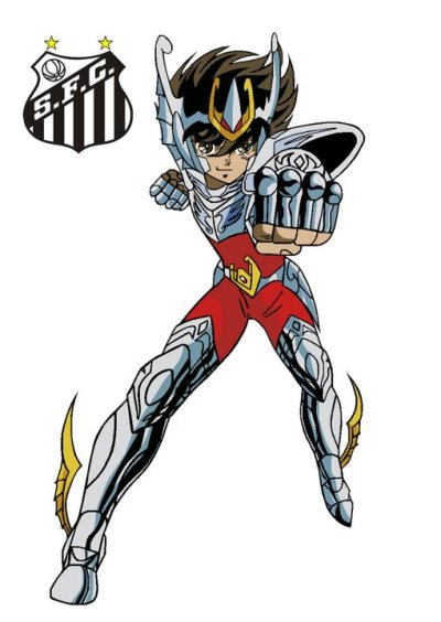 Seiya de Pegasus - Blog DNA Santastico