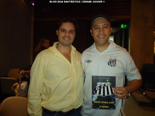 José Roberto Brandi dos Santos e Edmar Junior