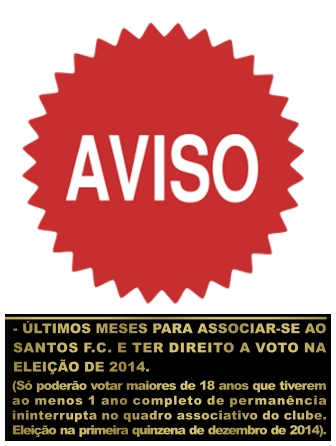 Aviso - Blog DNA Santastico