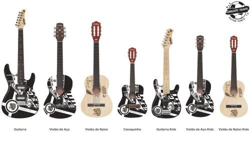 Produtos da Linha Guitar Force