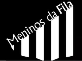 Logo Meninos da Fila - Blog DNA Santastico