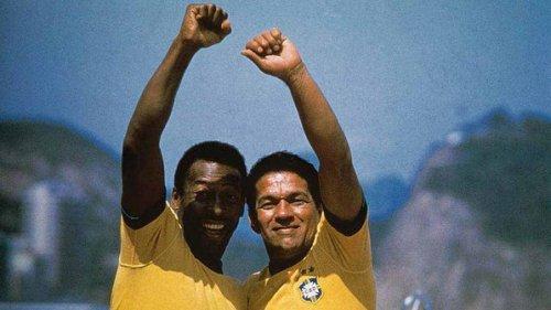 Pelé e Garrincha
