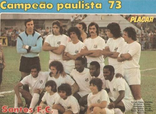 Santos 1973 - Blog DNA Santastico