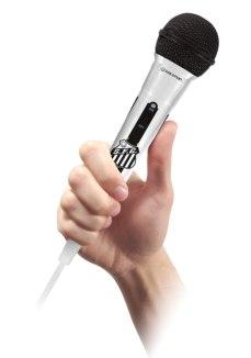 O Team MIC é um microfone dinâmico cardióide de excelente qualidade e extremamente versátil. Perfeito para ensaios, shows, karaokês e muito mais.