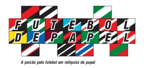 Logo Exposicao Futebol de Papel - Blog DNA Santastico